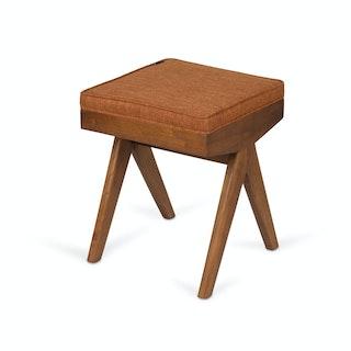 Cushion Bench1 Cognac 1