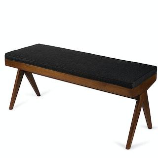Cushion Bench3 Antraciet 1