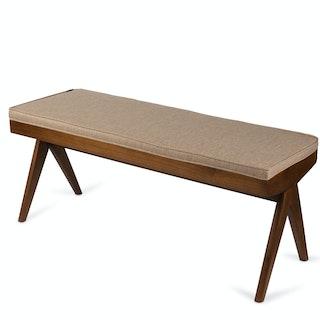 Cushion Bench3 Lightbrown 1