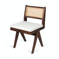 Dining Chair Cushion - Creme