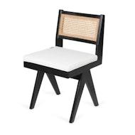 Kussen Dining Chair - Crème