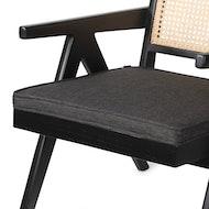 Easy Lounge Chair Kissen - Anthrazit