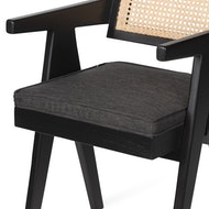 Office Chair Cushion - Antracite