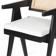 Office Chair Cushion - Creme