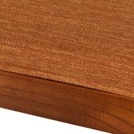 Cushion Bench / B.T.H. Flats 2 - Cognac