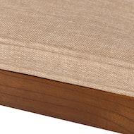 Dining Chair Cushion - Light Brown