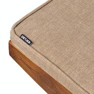 Kissen Easy Lounge Chair - Hellbraun
