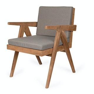 Outdoor Dining Lounche Chair kussen hoek