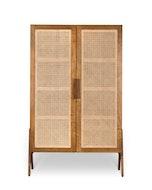 Storage Cabinet - Darkened Teak