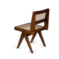 Dining Chair - Darkened Teak