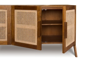 Storage Dressoir - Darkened Teak
