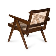 Easy Lounge Chair - Dunkelbraun