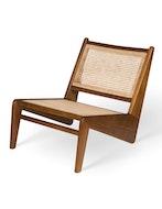 Kangaroo Chair - Darkened Teak