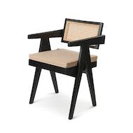 Office Chair Cushion - Light Brown