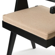 Easy Lounge Chair Cushion - Light Brown