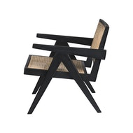 Easy Lounge Chair - Noir Charbon