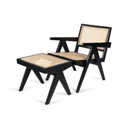 Banqueta Easy Lounge - Negro Carbón